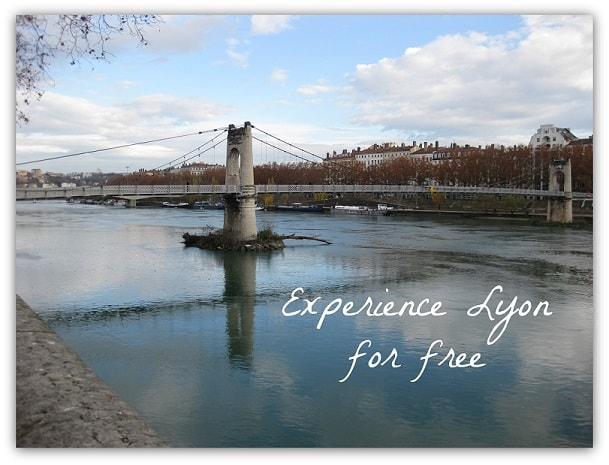 Top 10 things to do for free in Lyon