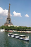 Péniche panoramique Le Grand Bleu Paris